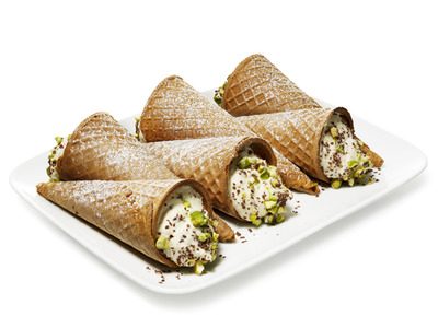 Ice Cream Cone Cannoli Recipe