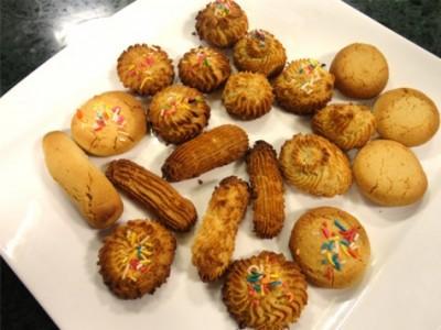 Marzipan cookies recipe