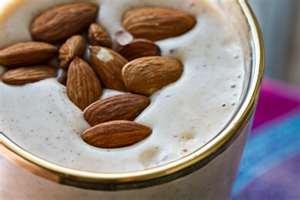 Almond Milk shake