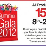 J. Summer Sale 2012