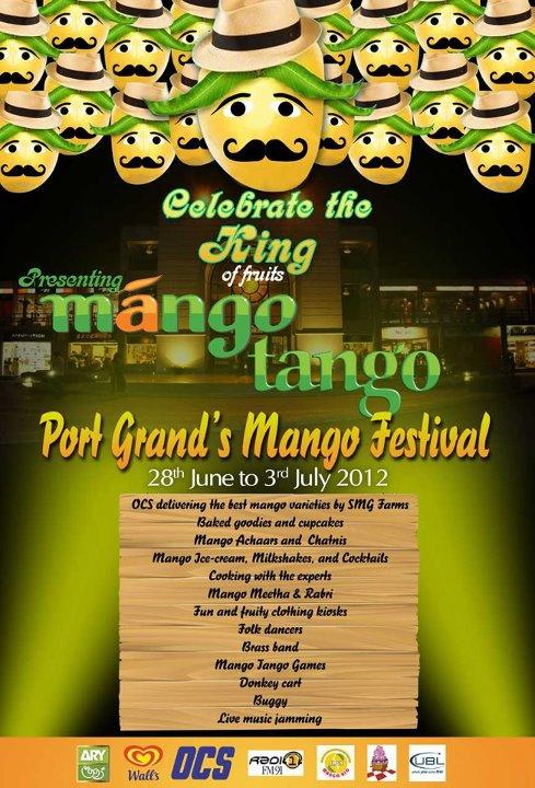 Mango festival port grand Karachi 2012