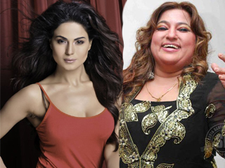 Veena malik Dolly Bindra