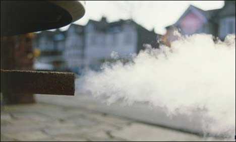 diesel fumes lung cancer cause