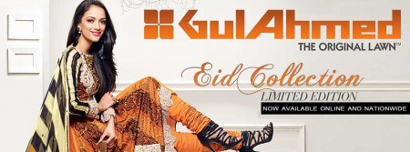 Gul Ahmed Eid Collection 2012