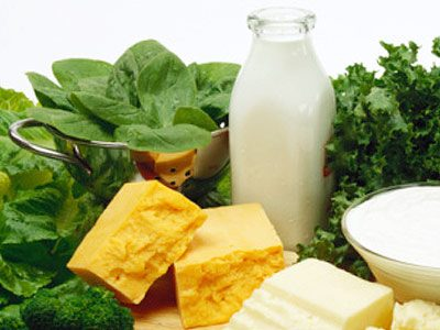 Surprising calcium sources for dairy haters