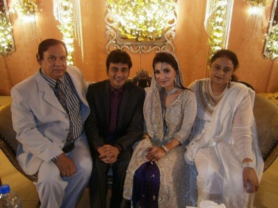 Azfar Ali Naveen waqar wedding picture