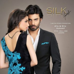 Fawad Khan SILK