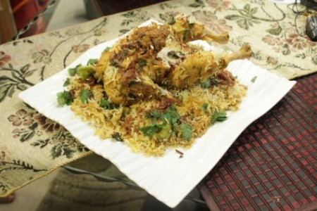 Lahori Chicken Chargha Recipe