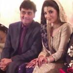 Azfar Ali weds Naveen Waqar