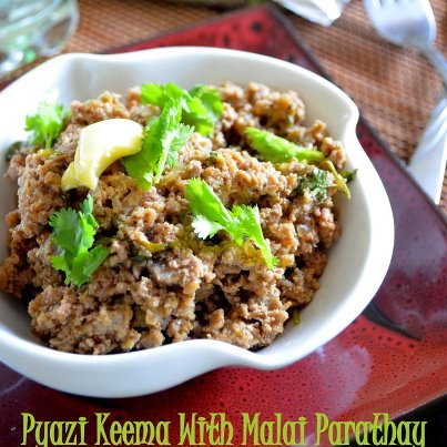 Pyazi Qeema recipe for Sehri