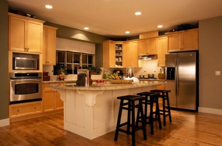 Adding Luxury to Your Kitchen