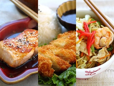 Japanese diet Meal Plan