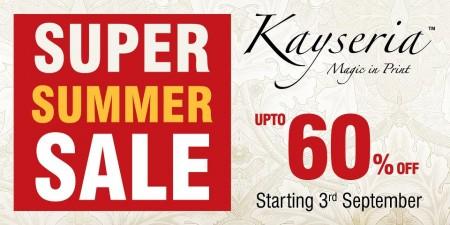 Kayseria Summer Sale bareeze