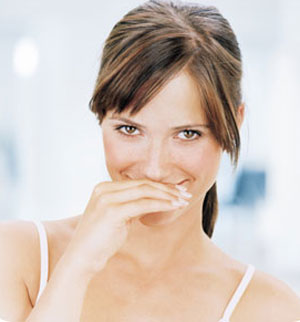 Simple steps to stop bad breath