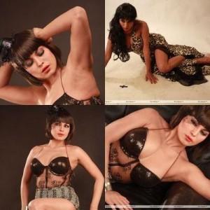 Veena Malik Photoshoot for Supermodel