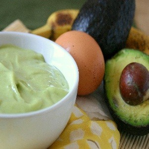 avocado hair mask dry hair treatment