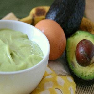 avocado hair mask dry hair treatment