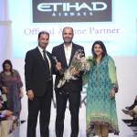 Etihad Diamond Designer Award at FPW4 2012