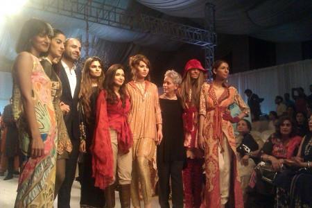Fashion Pakistan week 4 Finale