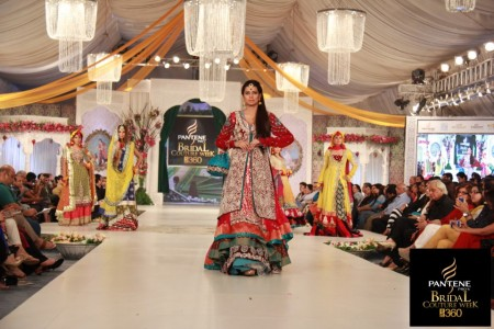 Kosain Kazmi is showcasing his unique sense of bridal fashion