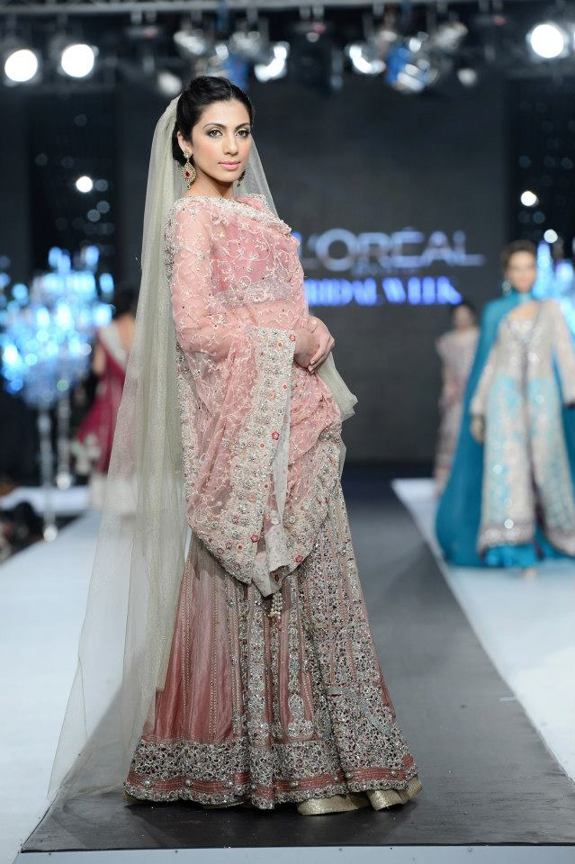 Layla Chatoor at Day 3 of PFDC L'Oreal Paris Bridal Week 2012
