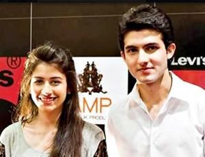 Shehroz Sabzwari And VJ Syra Yusuf Tying The Knot