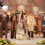 Pantene Bridal Couture Week Lahore 2012- Day 1