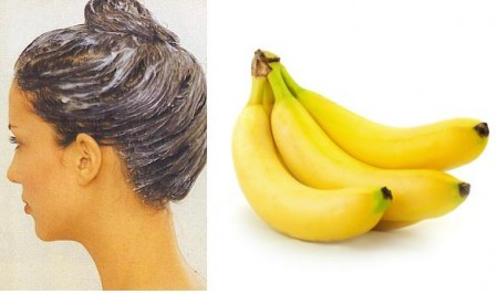 Banana Hair Pack