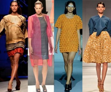 Cytology by Ashish N Soni in India Fashion Week