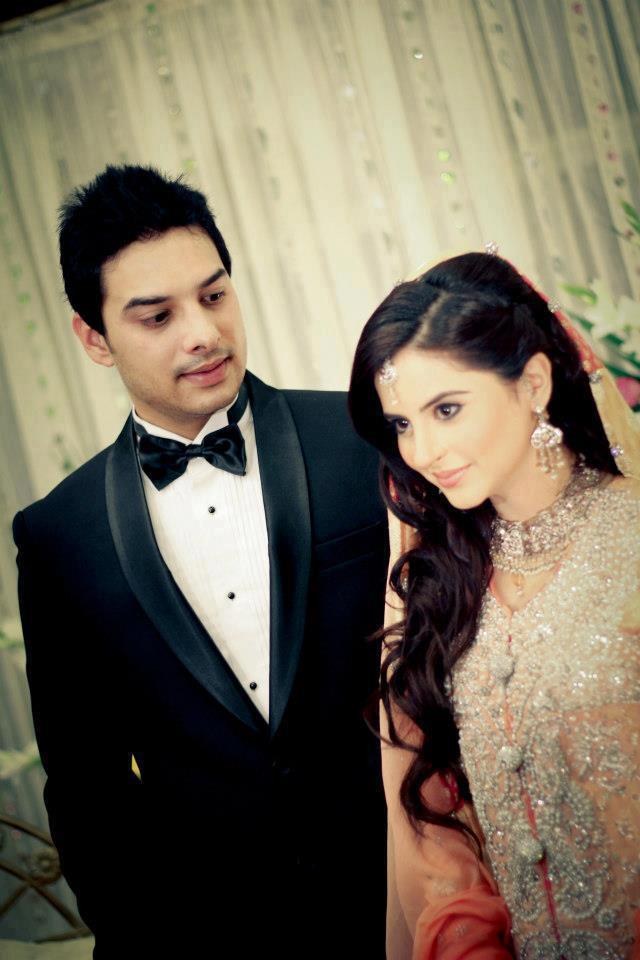 Kanwar Arsalan and Fatima Effendi Nikah