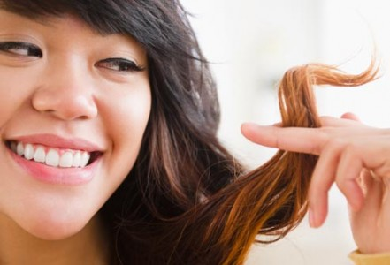 Natural Help for Dry or Damaged Hair