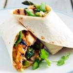 Thai Chicken Wrap