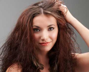 Dry Hair Care & styling
