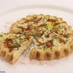 Almond Quiche Recipe