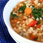 Granny's Lentil Barley Soup Recipe