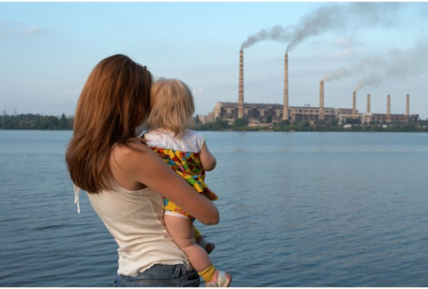 Air pollution linked to low birth weight