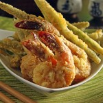 Basic Steps for Cooking Tempura