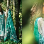 Mahnoush Designer Lawn Collection 2013