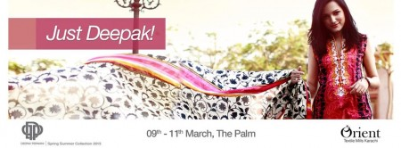 Orient just Deepak Lawn 2013 exhibition