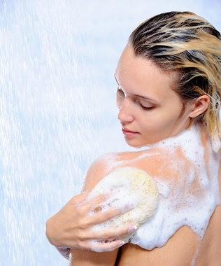 Why shower gel is better than soap