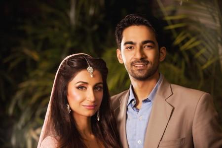 Ali Safina Hira Tareen engagement