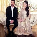 Atif Aslam and Sara Bharwana's Valima