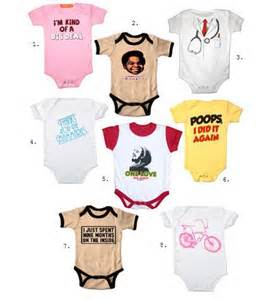 Essential clothing for baby
