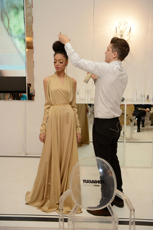 TONI&GUY Hair Meet Wardrobe Launch Event in Karachi