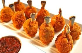 Masaledar Chicken Lollipop