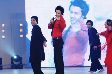 Atif Aslam Lux style Awards 2013
