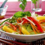 Thai Mango Salad- Yum Mamuang
