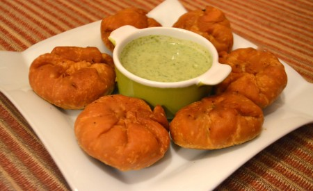 Chicken Kachori recipe