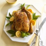 Scrumptious Roast Chicken With Gravy Recipe