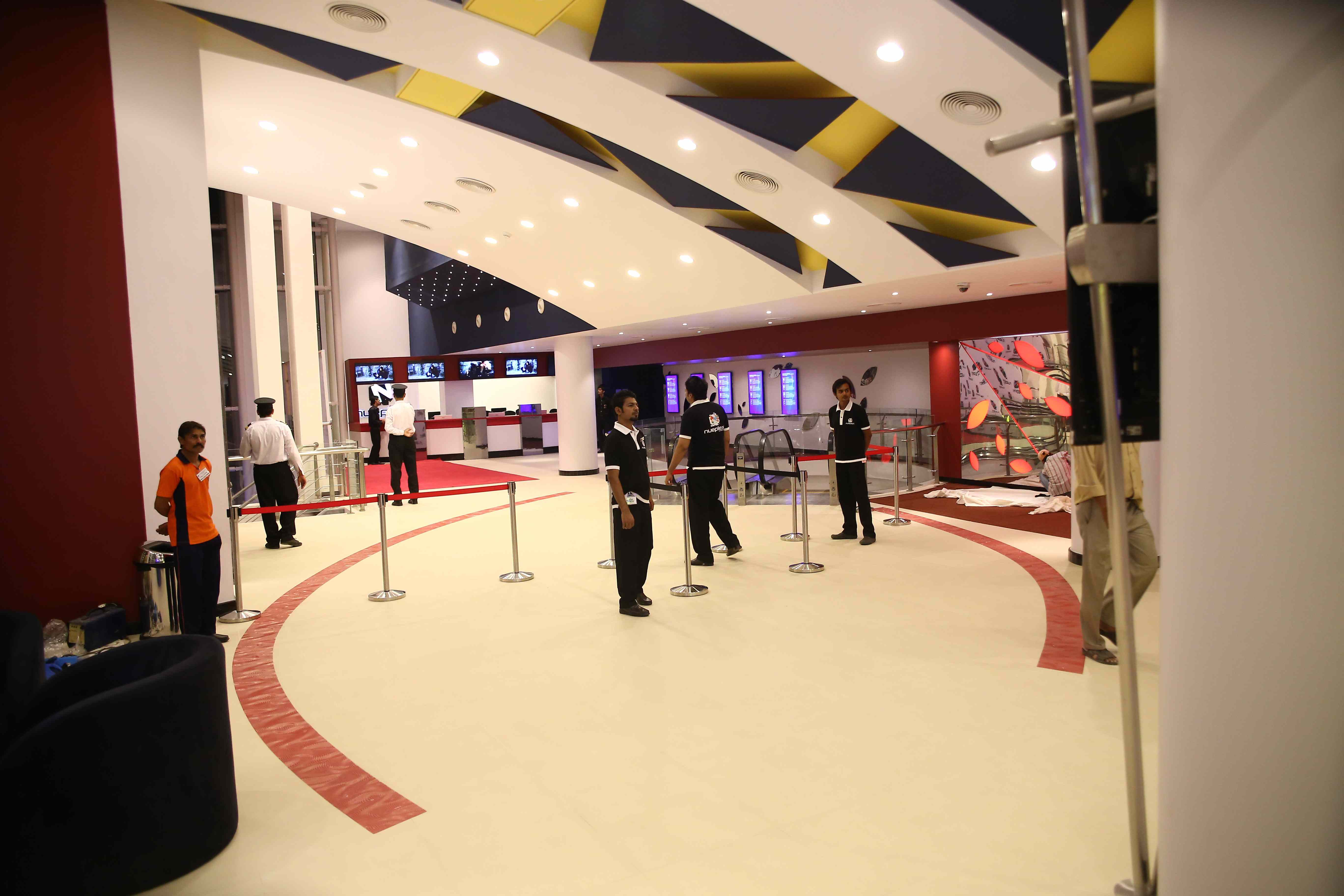 The Arrival of NUEPLEX Cinema in Karachi